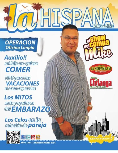 LA Hispana Magazine