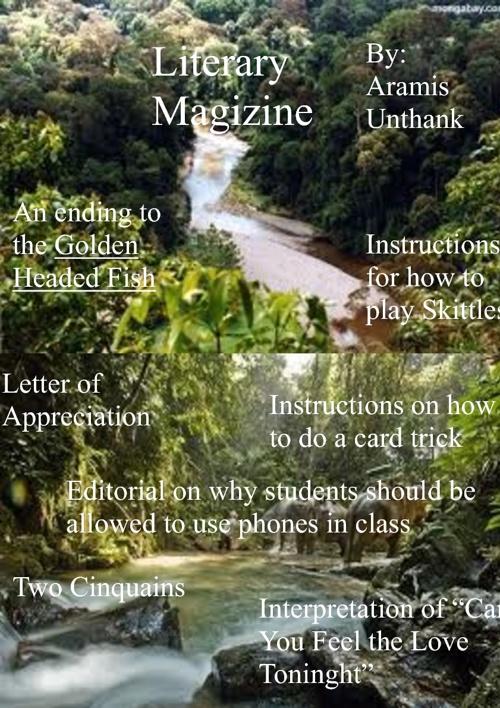 Literary Magizine