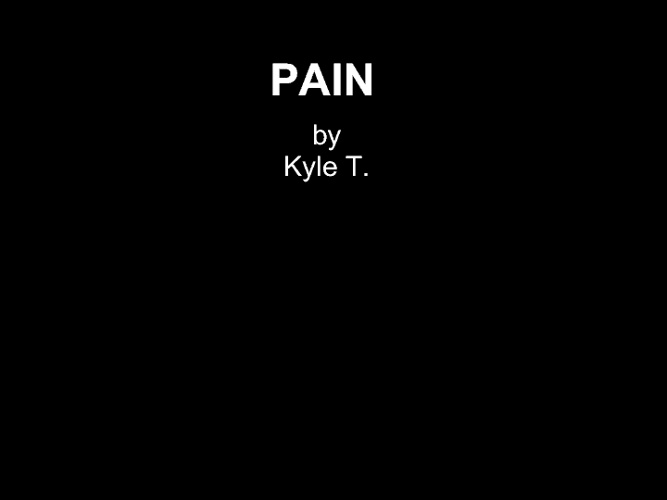 PIAN by Kyle T.