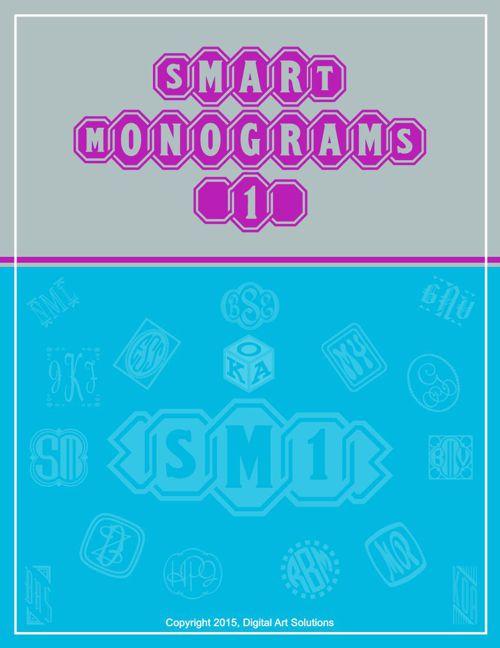 Smart Monograms 1