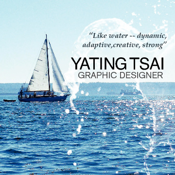 Yating Tsai - Graphic Designer