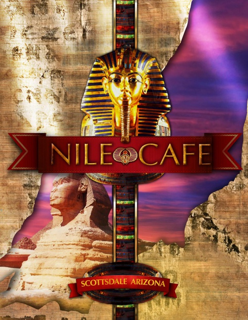 THE NILE CAFE