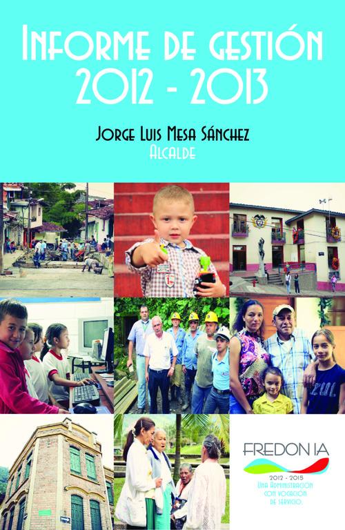 Informe de Gestión 2012-2013