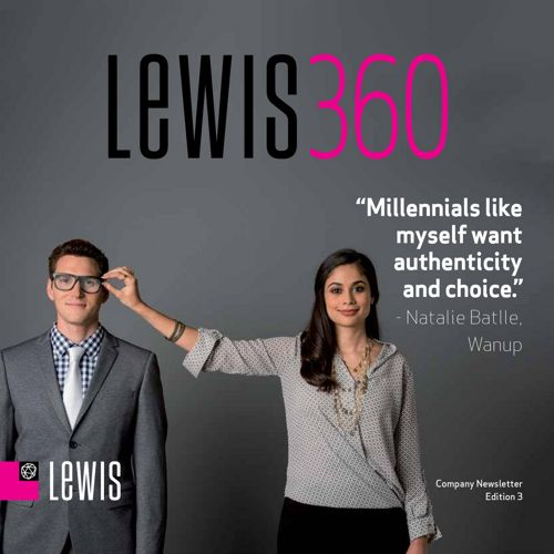 LEWIS 360 Newsletter Edition 3