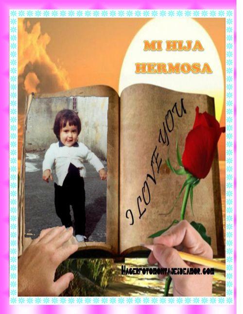 ALBUM HIJA CAROLINA