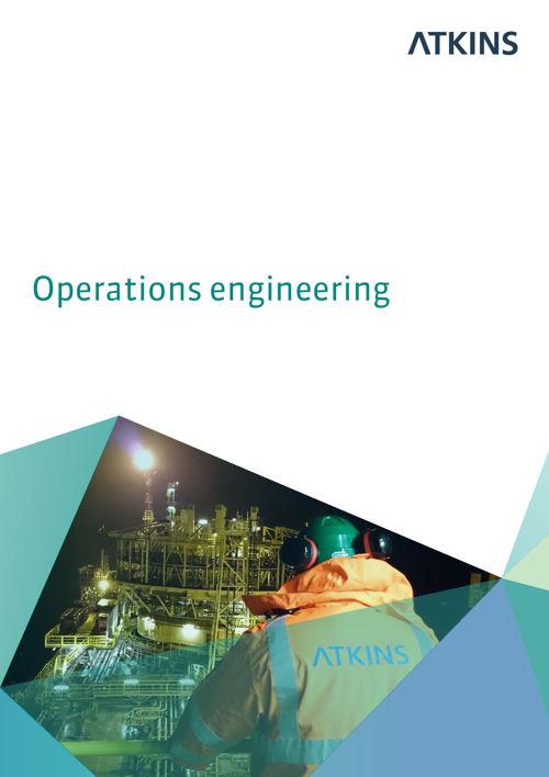 Atkins - Operations engineering