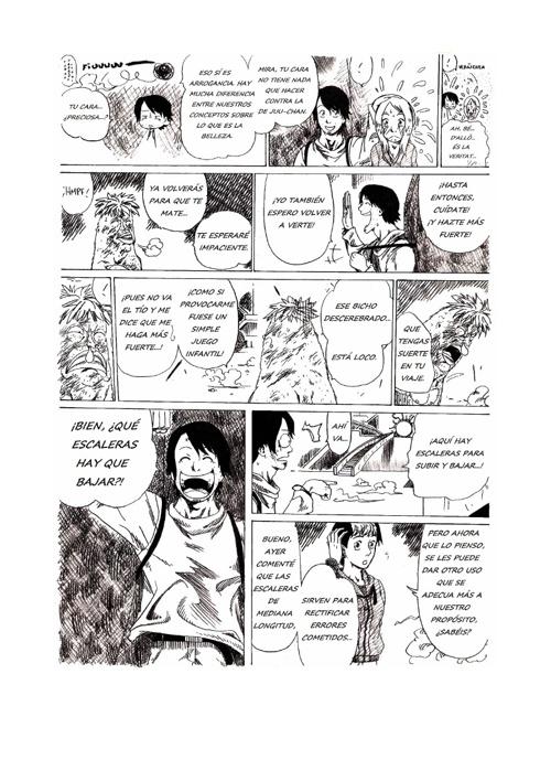 parte 3, 4 y 5