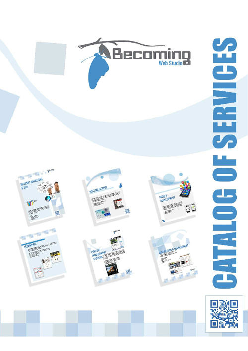 BECOMING WEB STUDIO - MEDIA KIT