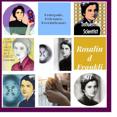 Amazing Scientists:  Rosalind Franklin