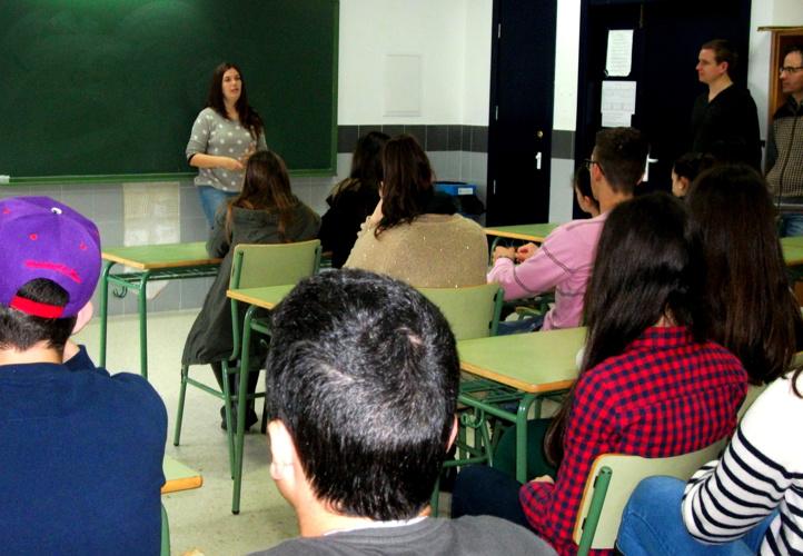 Visita de Ledicia Costas