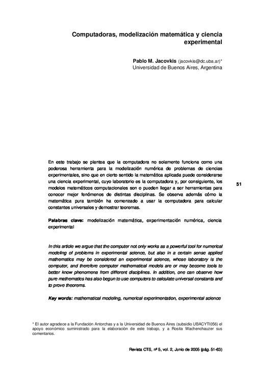 VOL02/N05 - Jacovkis