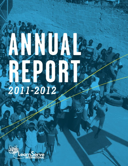LearnServe 2011/12 Annual Report