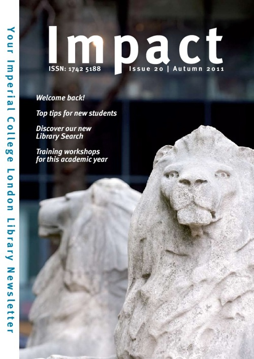 Impact Issue 20