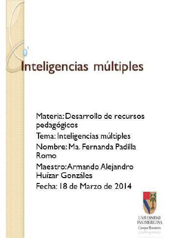 pdf inteligencias