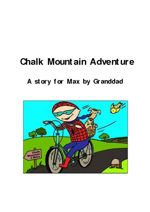 Adventure on Chalk Mountain
