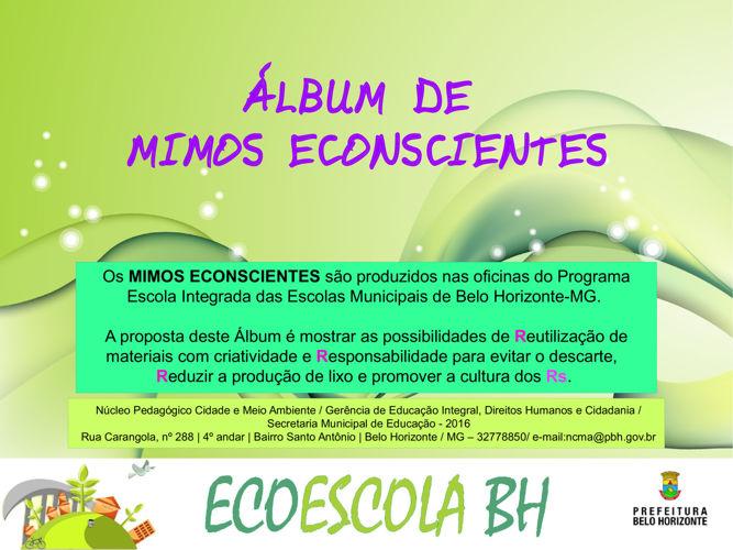 ÁLBUM DE MIMOS ECONSCIENTES