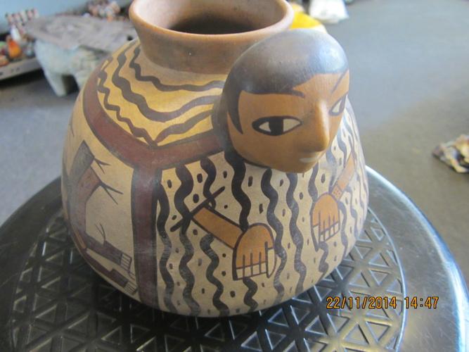Replicas exactas de la cultura Nazca (CERAMICA)