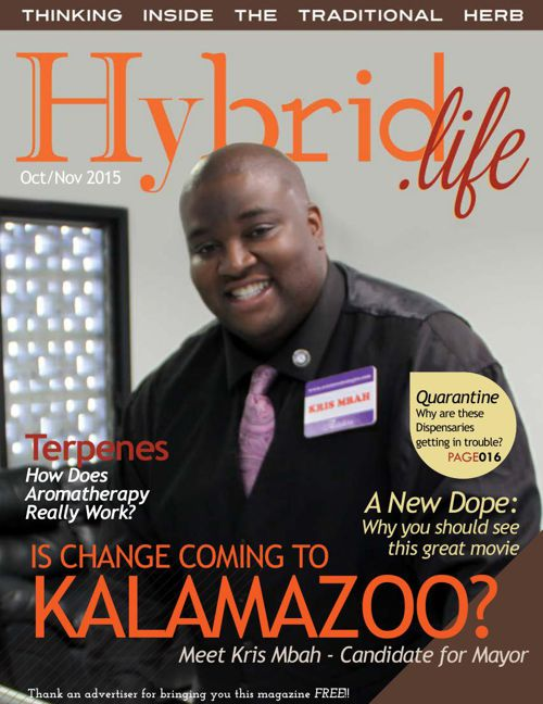 Hybrid.life Magazine: October/November