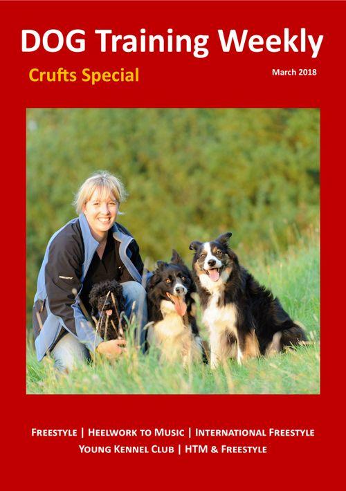 DTW Vol 56 HTM Crufts Special 2018