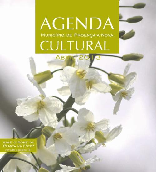 Agenda de abril 2013