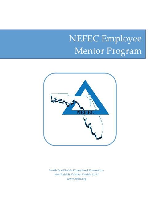 NEFEC Mentor Porgram Handbook