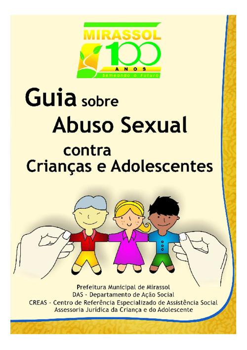 Guia sobre Abuso Sexual contra Crianças e Adolescentes