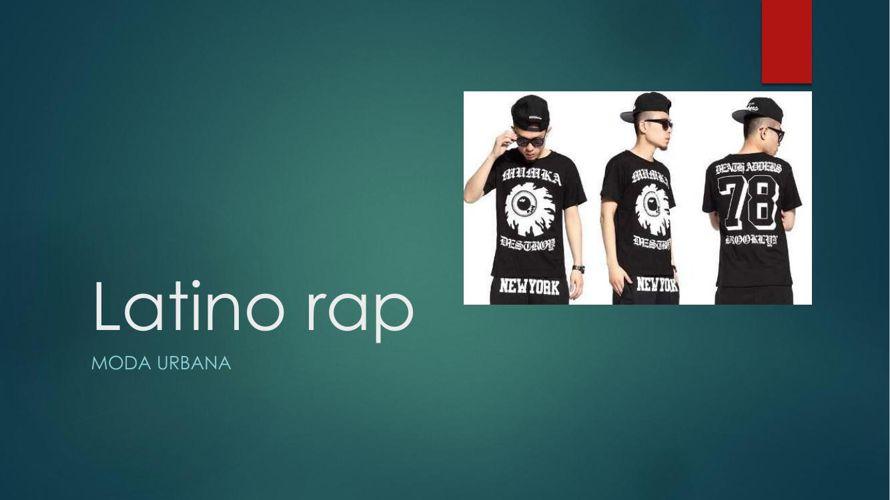 Latino rap