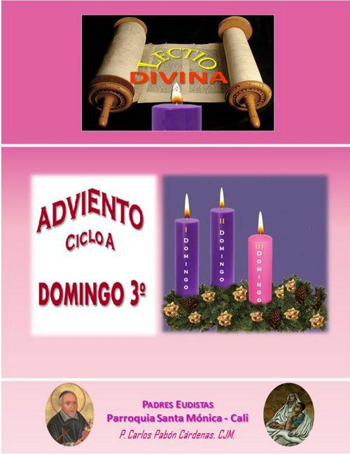 DOMNGO 3º DE ADVIENTO A