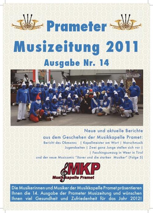 Musizeitung 2011 (Teil 1)