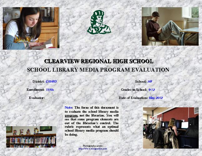 CRHS School Library Media