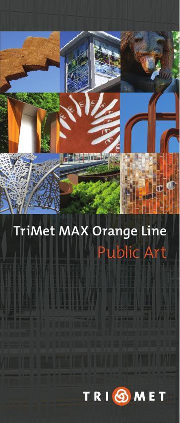 TriMet MAX Orange Line: Public Art