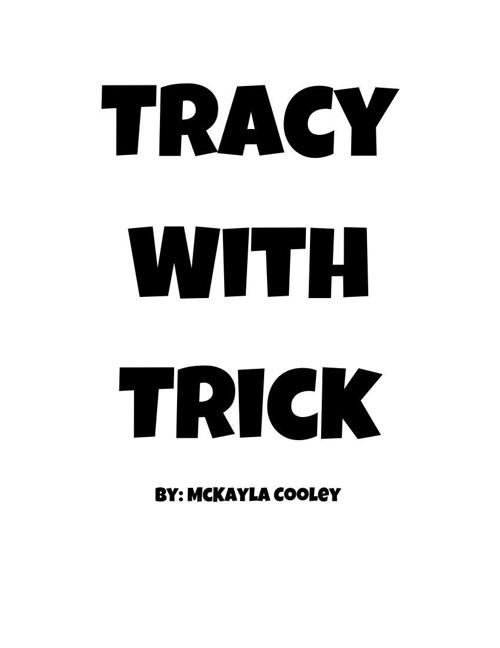 Tina With Trick