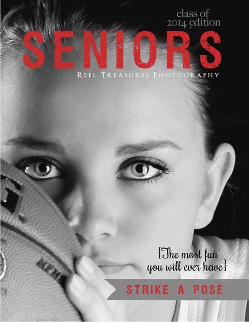 Class of 2014 Senior Session Magazine