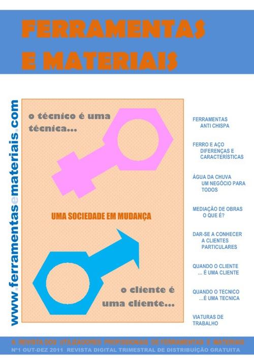 Revista dos Utilizadores Prof. de Ferramentas e Materiais Nº 1