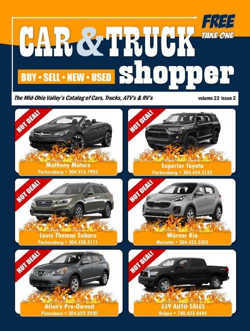 The Car and Truck Shopper