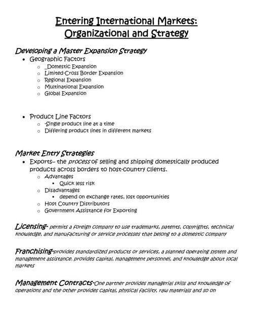 unit 5 ( international bussiness marketing )