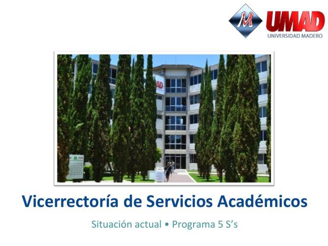 Vicerrectoría de Servicios
