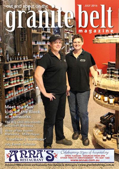 Granite Belt Magazine July 2016