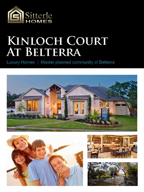 Kinloch Court Premier Series Homes