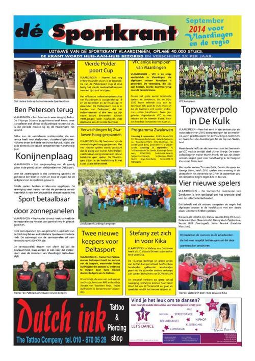 sportkrant2014