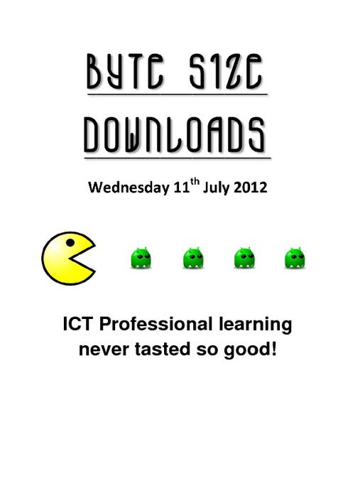 Byte Size Downloads Program