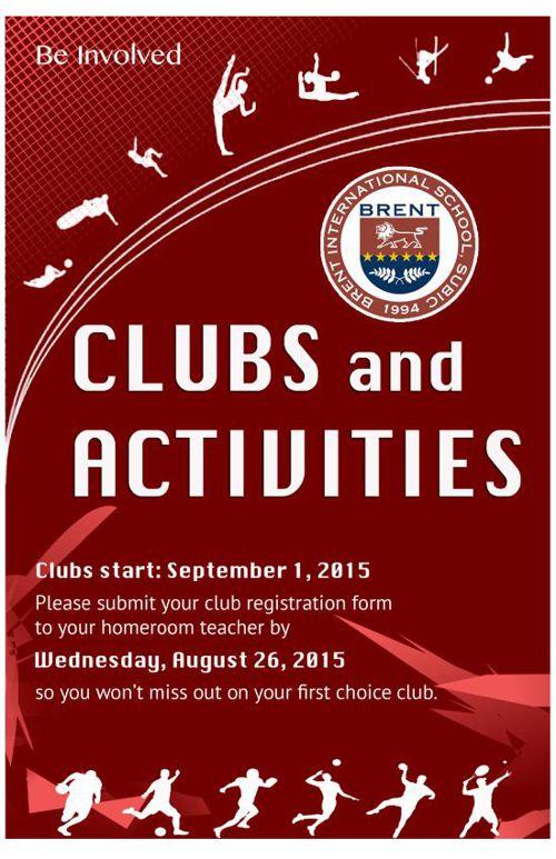 Brent Subic LS Club Booklet
