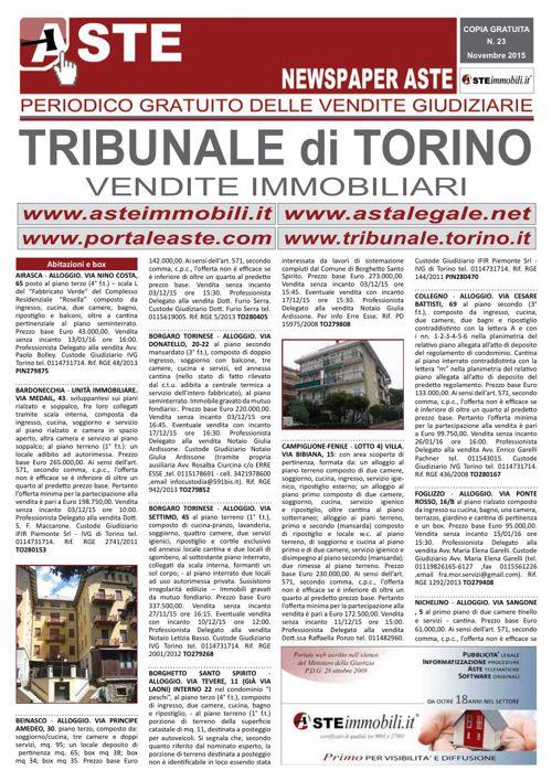 Torino novembre 2015