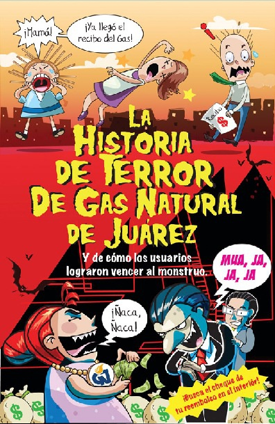 La historia de terror de gas natural de Juárez