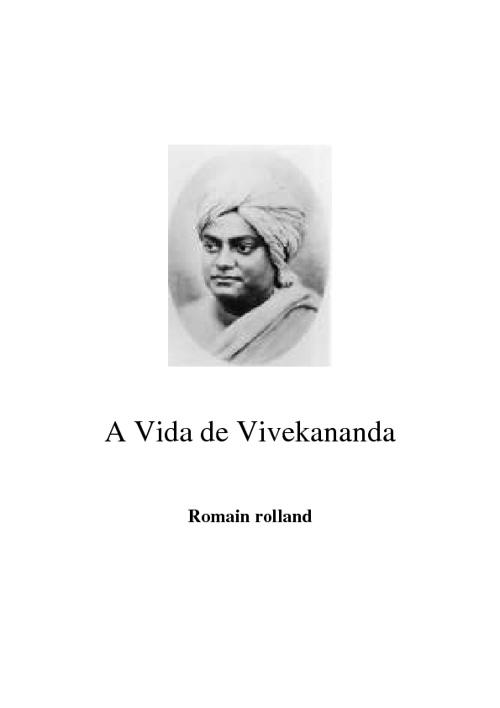 A vida de Vivekananda