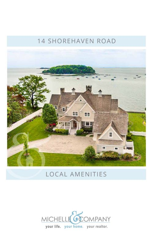 14 Shorehaven Local Amenities Flyer