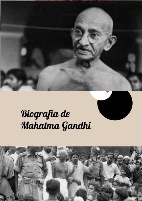 Gandhi correccion