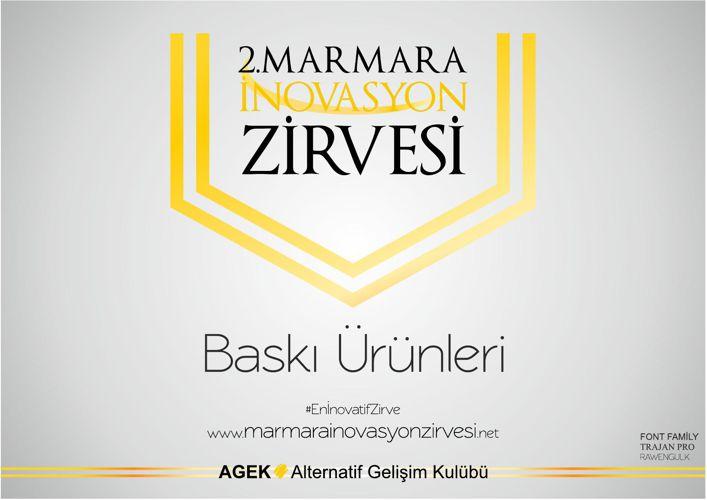 2.Marmara İnovasyon Zirvesi