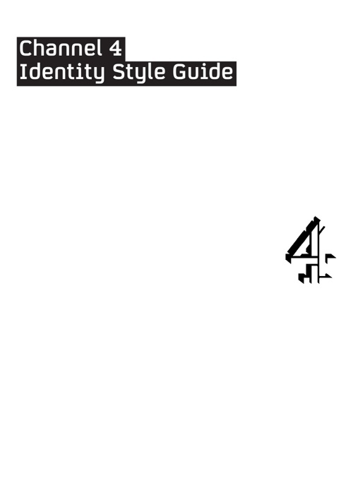 Channel 4 Style Identity