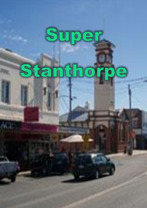 Super Stanthorpe!